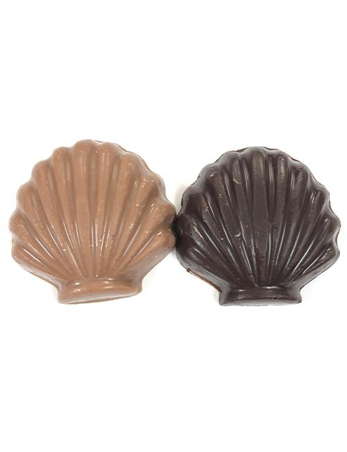 Chocolate shells