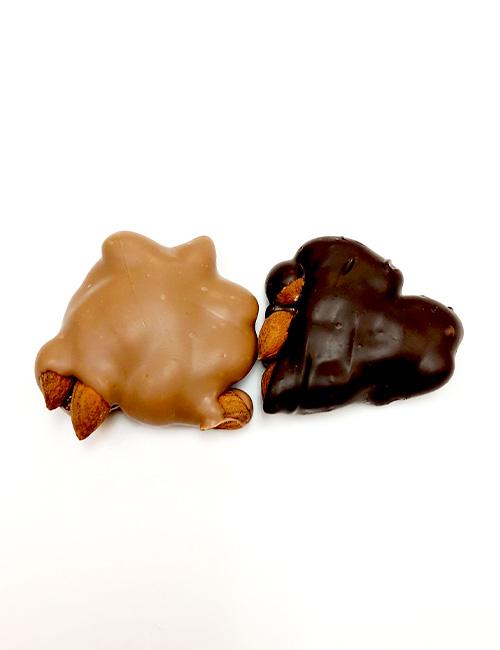 Almond Turtles