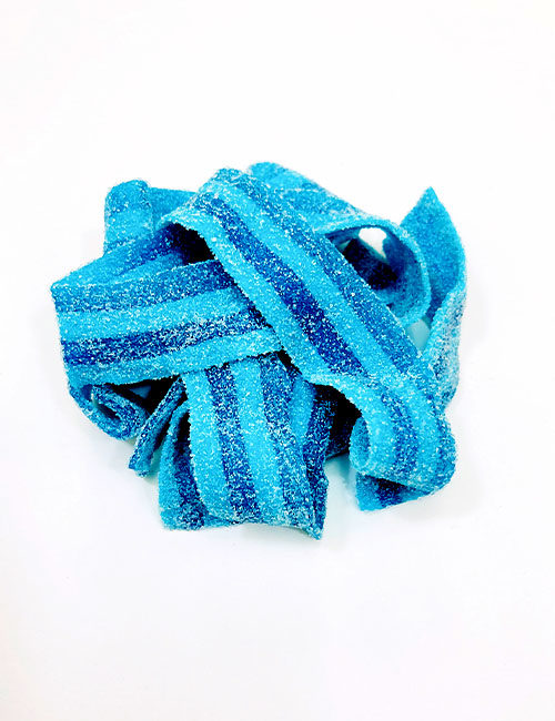 Blue Raspberry Sour Belts