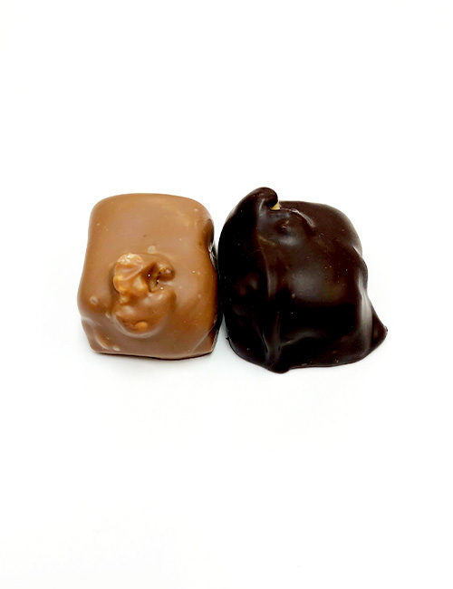 Caramel Nut, Caramel with Walnuts