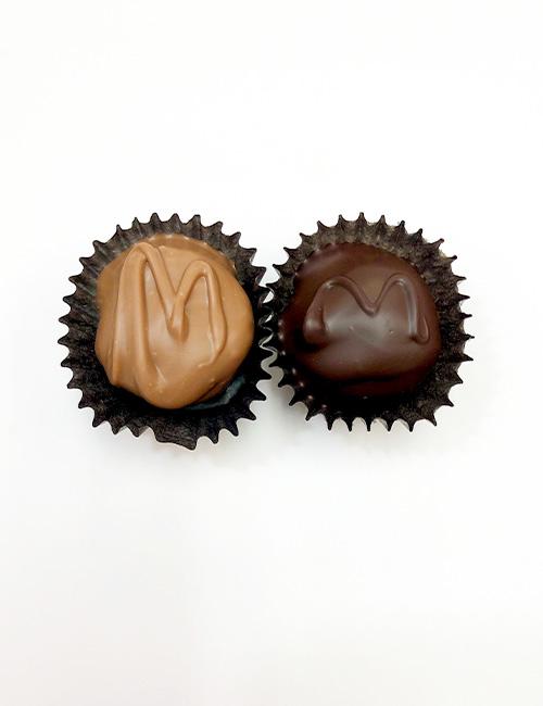 Maple Walnut Creams