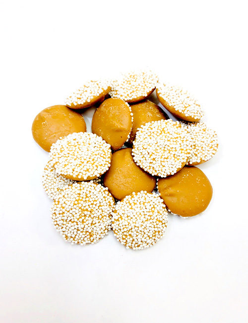 Peanut Butter Nonpareil's
