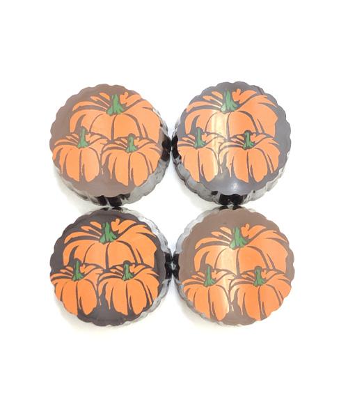Halloween Pumpkin Pie Truffle