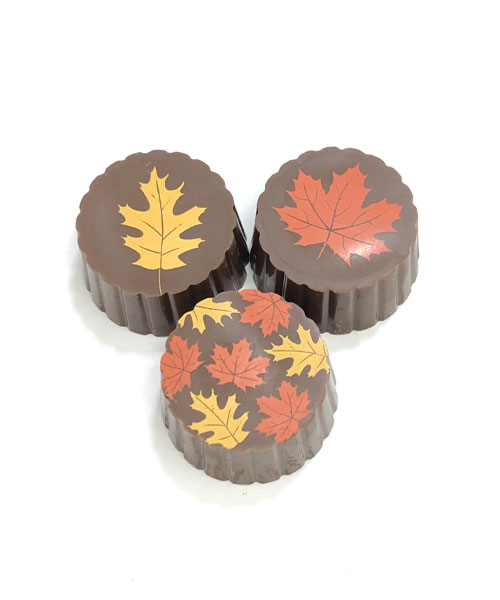 Fall Milk Chocolate Maple Truffle